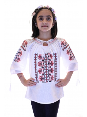 Ie Traditionala Pentru Fetite Angelica