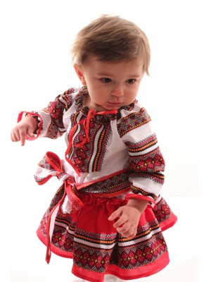 Costumas traditional popular Ana