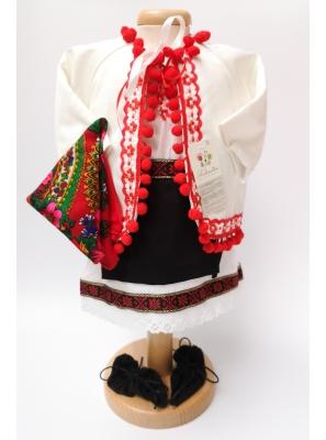Costumas traditional popular Andreea