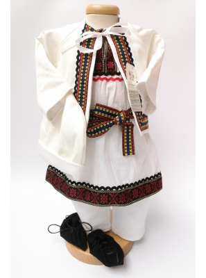 Costumas traditional popular Horia