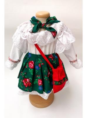 Costum traditional fetite Ilinca