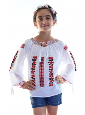 Ie Traditionala Pentru Fetite Eleonora