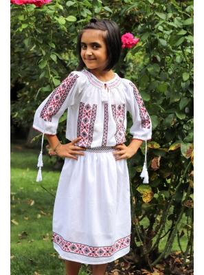 Costum Traditional Ileana
