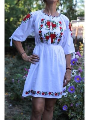 Rochie Traditionala Simona2