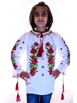 Ie Traditionala Romaneasca Fete5